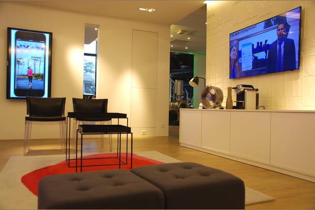 Le Global Solution Center : entrez dans l'un des plus vastes showroom d'IBM au monde