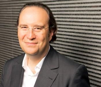 xavier niel, fondateur et vice-président d'iliad.