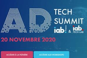 L'IAB France organise son Adtech Summit le 20novembre prochain