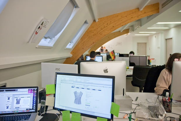 Criteo : équipe webdesign
