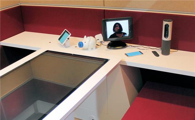 Une agence bancaire virtuelle