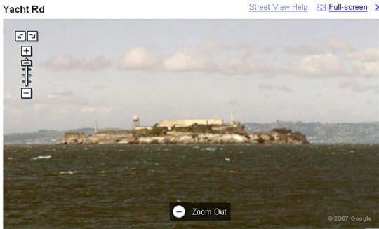 Alcatraz en un cliché