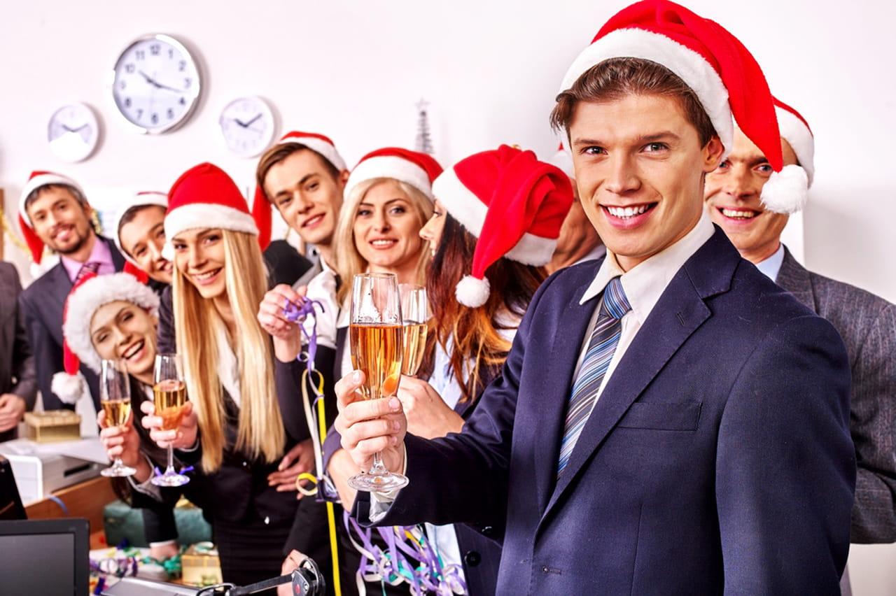 soirée de Noël de votre entreprise