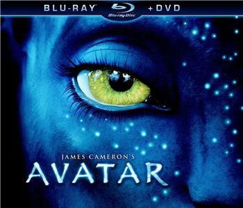 la pochette du film avatar de james cameron