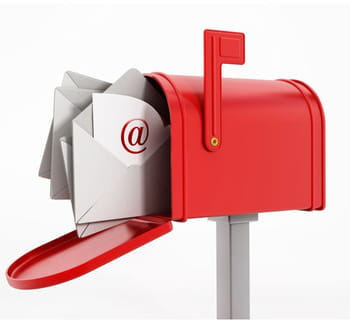 top 5 des services mail.