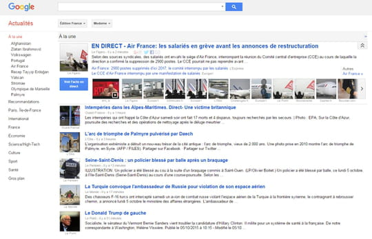 SEO pour Google News : les 3 chiffres dans l'URL plus indispensables