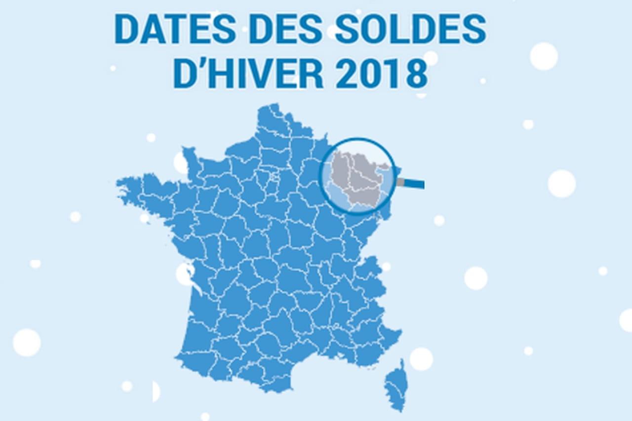 Soldes hiver 2018 toutes les dates des soldes par d partement - L hiver 2017 2018 sera t il froid ...