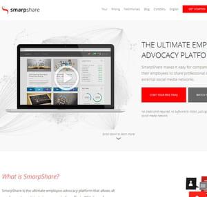 smarpshare a remporté la compétition de start-up.