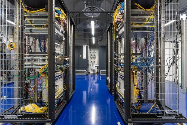 Deux cœurs de réseau