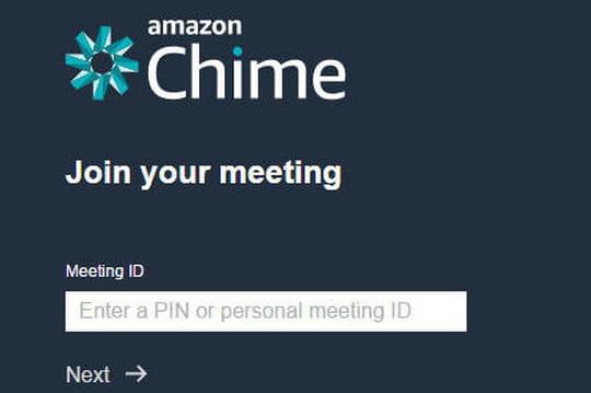 Zoom sur Chime, la nouvelle offre de visioconférence d'Amazon