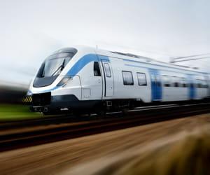 le train devient une option de plus en plus intéressante dans la majorité des