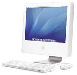 un imac g5 de 2005. les logiciels qui lui sont destinés ne sont pas compatibles