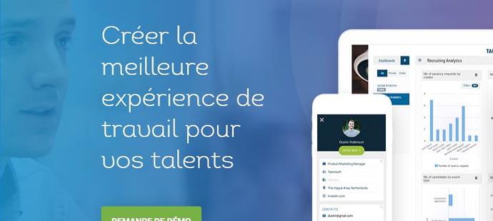 Talentsoft vise les 100millions d'euros de CA d'ici 2020