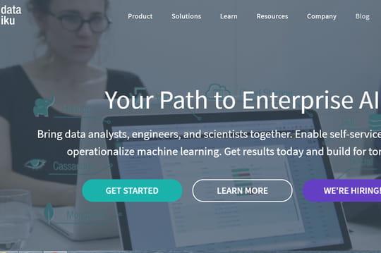 Info JDN: le spécialiste de la data science Dataiku lève 101millions de dollars
