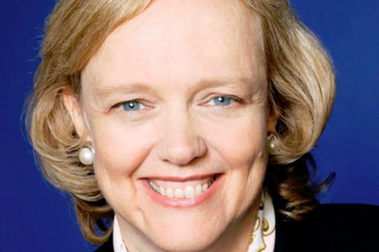 HP : Meg Whitman multiplie son salaire par 1,5million