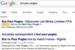 Synchronisation TV - search : le ping-pong publicitaire commence