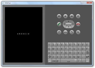 l'émulateur android