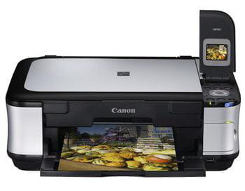 canon mp490 : une imprimante multifonctions avec écran couleur.