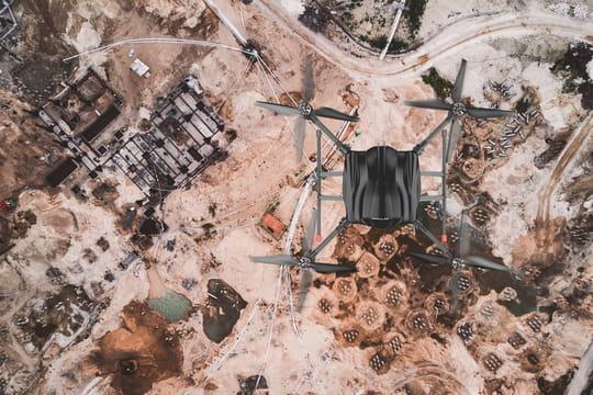 Drone: à quel fabricant s'adresser pour le marché industriel?