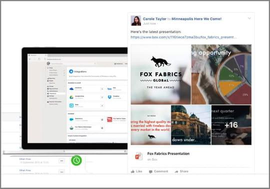 FacebookWorkplace atteint 7millions d'abonnés payants