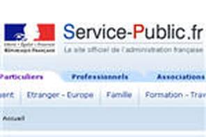 Gagnez du temps avec les services de l'administration en ligne