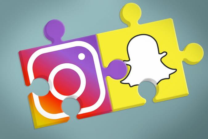 Snapchat et Instagram: le nouveau duo complémentaire de l'influence marketing