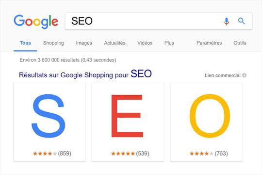 Google Shopping gratuit: une opportunité SEO pour les marchands... les plus rapides