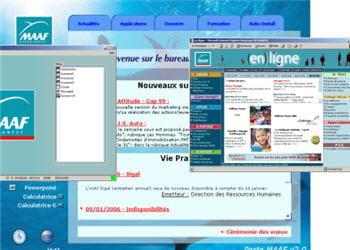 Coh sion et performance en ligne de mire - Bureau virtuel gratuit en ligne ...