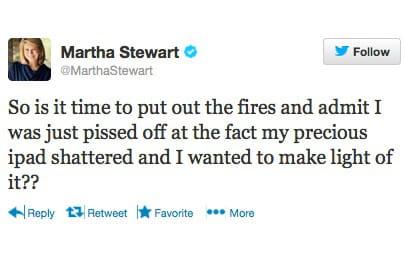 Martha Stewart suite