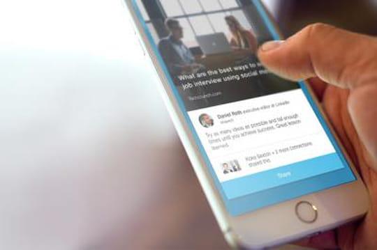 LinkedIn lance une nouvelle application mobile, Elevate
