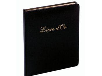 le grand classique : un livre d'or