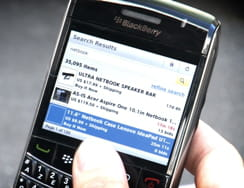ebay.fr sur blackberry