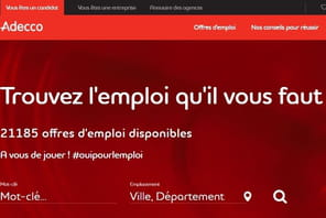 Adecco se digitalise à temps plein