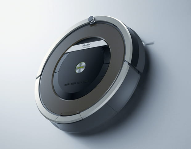 Roomba, Le Robot Aspirateur Qui Nettoie Tout Seul Votre Intérieur
