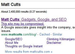 google a publiésuccessivement plusieurs billets concernant sa lutte contre le