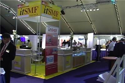 la conférence itsmf france 2008 s'est tenue le 4 novembreà disney land resort