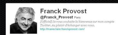son profil.