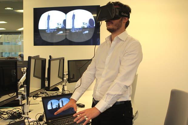 Les Oculus en 100% immersif