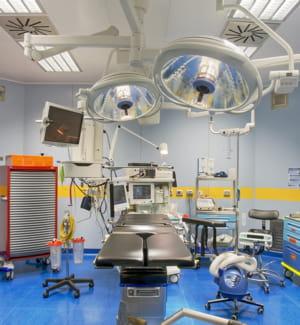 le britannique smiths group fournit notamment des équipements aux hôpitaux.