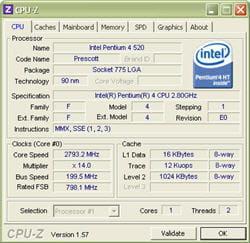toutes les infos sur votre processeur
