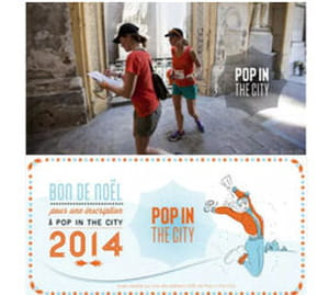 pop in the city organisera trois éditions en 2015.