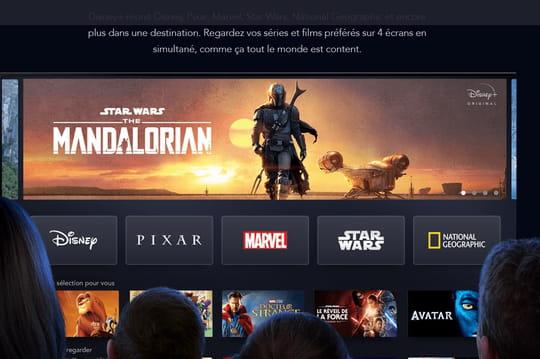 Disney+ enfin lancé en France: voici comment s'abonner!