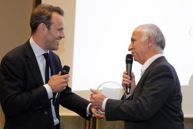 Marc Florette, CDO le plus stratège