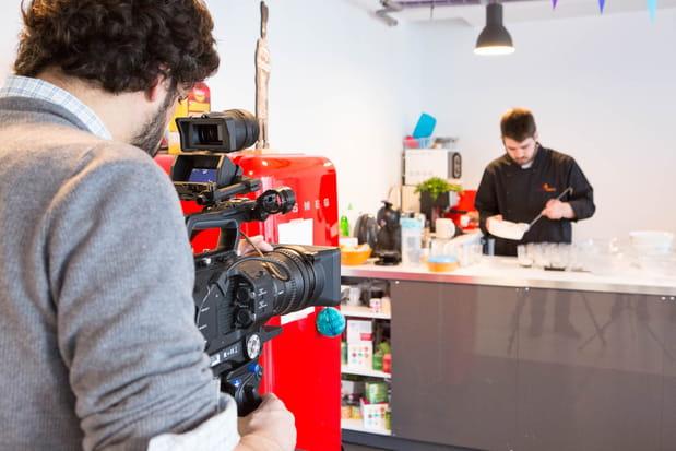Shooting photo et vidéo en cuisine