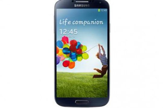 Le Samsung GalaxyS4 coûte 237dollars à fabriquer