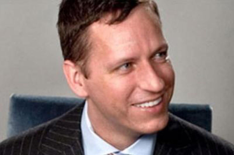 Peter Thiel, co-fondateur de Paypal et premier investisseur de Facebook