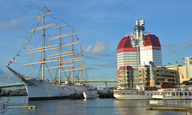 Göteborg (Suède): méridionale
