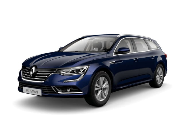 renault talisman estate la meilleure berline flotte de 2017. Black Bedroom Furniture Sets. Home Design Ideas
