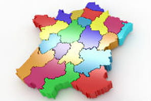 Les aliments les plus surconsommés par département: la carte2014