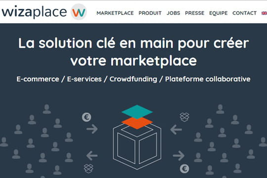 [Info JDN] Wizaplace lève 2,2millions d'euros pour sa solution de marketplace